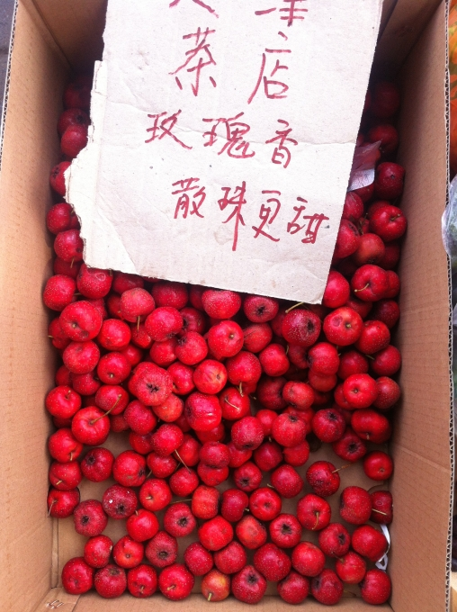 LITTLE RED APPLES