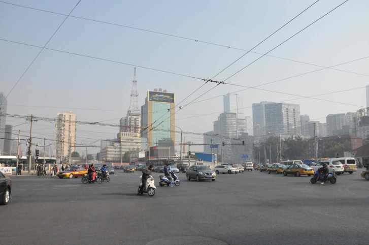 Chaoyang-road