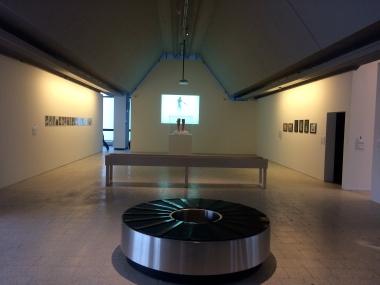 Exhibition View (Emily Jacir - Min Jeong Seo - Amal Kenawy)