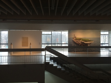 Exhibition View (Khalil Rabah - Haig Aivazian)