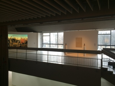 Exhibition View (Nikita Kadan - Haig Aivazian)