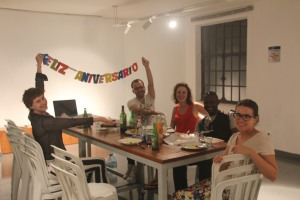 LucFosther Diop´s Birthday Celebration