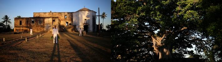 O Sacudimento da Casa da Torre Díptico I_2015
